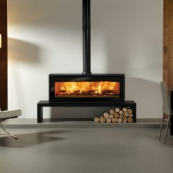 Stovax Riva Studio 3 Freestanding Wood Heater