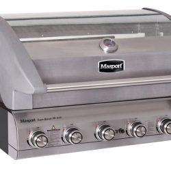 Masport Super Grande RBW 210 Inbuilt BBQ
