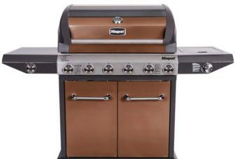 A Look at Our Masport BBQ Range