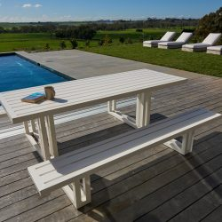 Melton Craft Cast Aluminium Picnic Setting