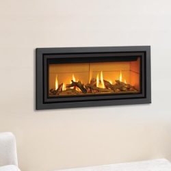 Gazco Studio 2 Inbuilt Gas Fireplace