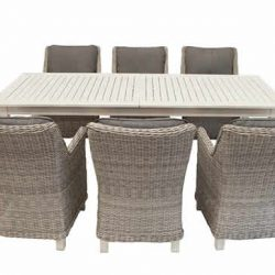 Shelta Aberdeen Dining Setting 9 Piece
