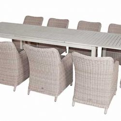 Shelta Delaware 9 Piece Dining Setting