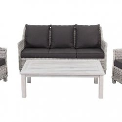 Shelta Aberdeen 4 Piece Sofa Setting