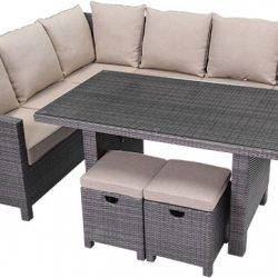 Shelta Norfolk 5 Piece Corner Modular