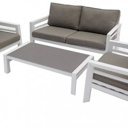 Shelta Ohana 4 Piece Deep Seat Setting