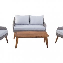 Shelter Victory 4 Piece Casual Setting