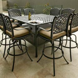 Melton Craft 9 Piece Nassau Bar Setting