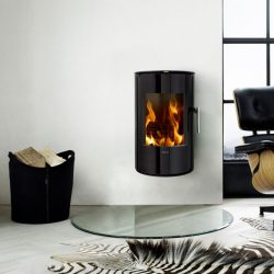 Morso S10-70 Freestanding Wood Fireplace