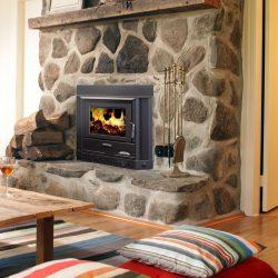 Arrow 1600 Inbuilt Wood Fireplace