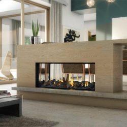 Escea DS1150 Gas Log Fireplace SALE