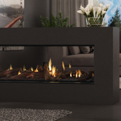 Escea DS1650 Inbuilt Gas Log Fireplace SALE