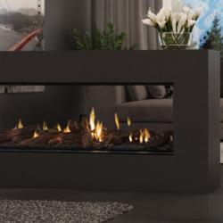 Escea DS1650 Inbuilt Gas Log Fireplace SALE