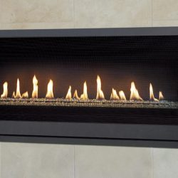 Lopi ProBuilder 42 Linear Gas Fireplace