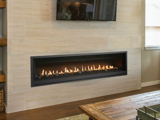 Lopi Probuilder 72 Linear Gas Fireplace Hawkesbury Heating