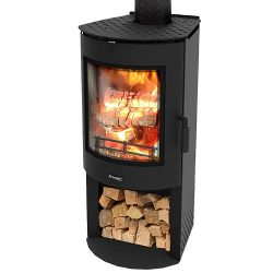 Masport Adena Woodstacker Freestanding Wood Fireplace