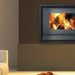 Blaze B820 Inbuilt Wood Fireplace