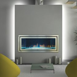 Coonara Mosman Linear Gas Log Fireplace