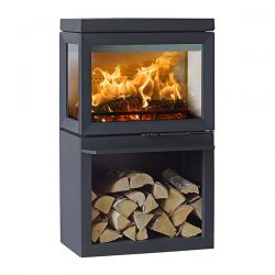 Jotul F520 Freestanding Wood Fireplace