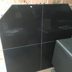 Maxiheat Gloss Black Tile Hearth