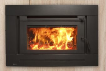 Our Inbuilt Wood Heating Options