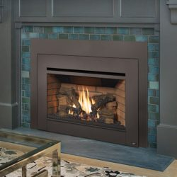Lopi Radiant Plus Large Gas Fireplace Insert