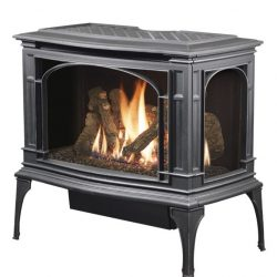 Lopi Greenfield GS2 Freestanding Gas Fireplace