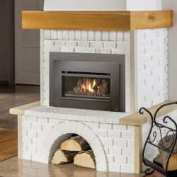 Lopi Radiant Plus Small Gas Fireplace Insert