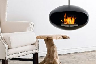 Our ethanol heating options