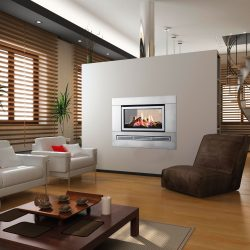 Coonara Clearview Double Sided Gas Fireplace