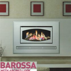 Coonara Barossa Gas Fireplace