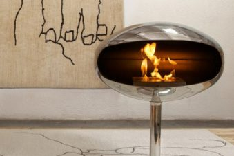 Ethanol fireplace options