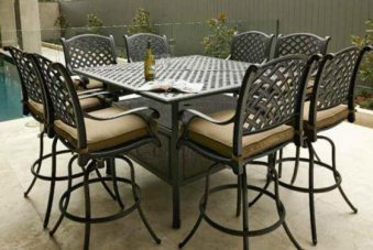Our tips for creating an alfresco dining area