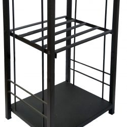 2 Tier Wood Rack XL