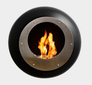 Some ethanol heating options
