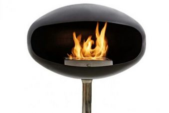 Our favourite ethanol heaters