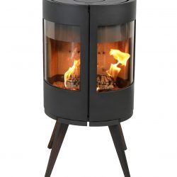 Morso 6612 Freestanding Wood Fireplace
