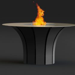 Escea EP1350 Outdoor Wood Fire Table
