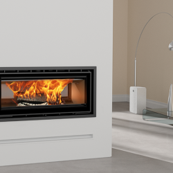 ADF 1000 NMV Double Sided Insert Wood Fireplace