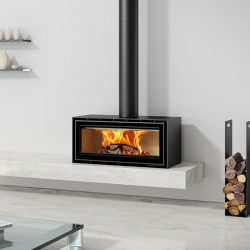 ADF 1000 NMV Freestanding Wood Fireplace