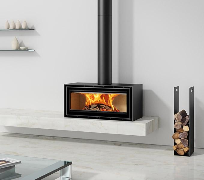 Adf 1000 Nmv Freestanding Wood Fireplace Hawkesbury Heating