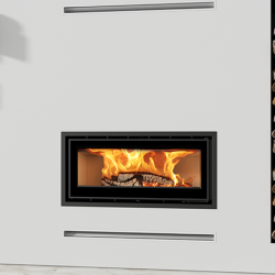 ADF 1000 NMV Insert Wood Fireplace