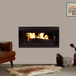 Kent Fairlight Insert Wood Fireplace