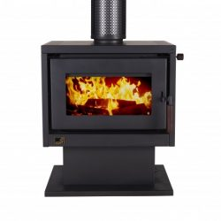 Kent Somerset MKII Freestanding Wood Fireplace