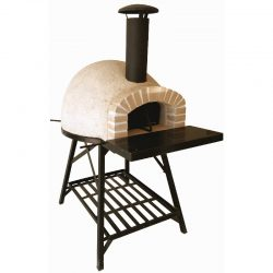 RUS-70 Real Brick Arch Wood Fired Pizza Oven