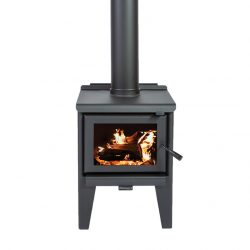 Masport Redcliff Freestanding Wood Fireplace
