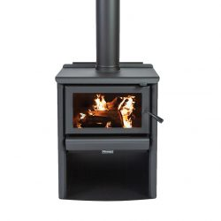 Masport Romsey Freestanding Wood Fireplace