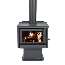 Masport Rubyvale Freestanding Wood Fireplace
