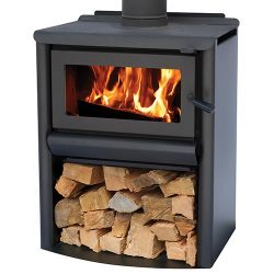 Masport Ravenhall Freestanding Wood Fireplace
