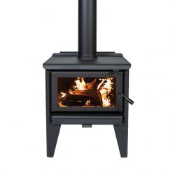 Masport Rockwood Freestanding Wood Fireplace